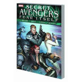Marvel Comics Fear Itself Secret Avengers TPB