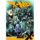Marvel Comics X-Men Age of X HC (2011)