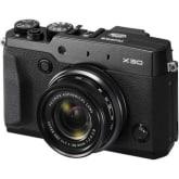 Fuji film X30 12MP Digital Camera Full Black