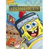 Nickelodeon Spongebob Spongicus DVD
