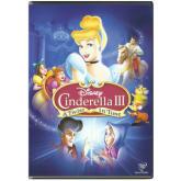 Walt Disney Cinderella 3: A Twist in Time (2007) DVD