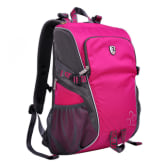 S6 Versatile Water-resistant Outdoor Sports Backpack Camera Shoulder Bag for Canon Nikon Sony Professional Photography (Pink) (Intl)