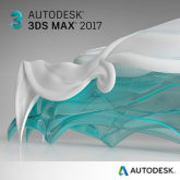 Autodesk 3DS Max 2017 Commercial New Single-user ELD Annual Subscription with Basic Support