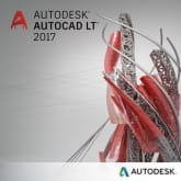 Autodesk AutoCAD LT 2017 Commercial New Single-user ELD Annual Subscription with Advanced Support