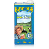 Others HARVEY FRESH Lactose Free Skim Milk 1L/12 Tetrapak