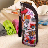 Travel Portable Baby Feeding Milk Bottle Warmer Mummy Insulation Tote Bags (Intl)