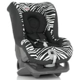 Britax First Class Plus Convertible Car Seat (Zebra)(INTL)