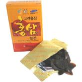 Song-Hak Goryeo Korean Honey Sliced 100% Red Ginseng - 20g