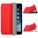 Slim Leather Smart Cover for iPad Mini Retina (Red)