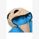 Beingq BEINGQ Cute Panda Baby Winter Warm Girls Boys Hoodies Pocket Fleece Coats Outwear (Intl)