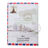 Oem New Passport Holder Card Cover Travel ID Credit Protector Wallet PR001 (Intl)