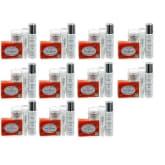 Professional Skin Care Formula Dr. Alvin  Rejuvenating Set for Oily Skin Pack of 11