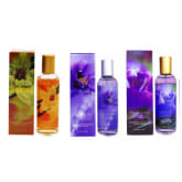 Queen's Secret (Tahiti Love, Love Spell and Forever Midnight) Fragrance Mist 100ml Set of 3