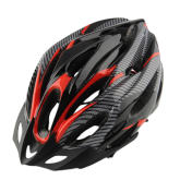 Velishy Bicycle Helmet With Visor Red