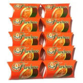 Unbranded Flawless Papaya Super Whitening Soap 60g set of 10