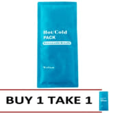 Unbranded Hot and Cold Reusable Gel Pack Compressor (Skyblue) Buy 1 Take 1