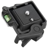Ansee MH630 Quick Release Plate Camera Mount with 1/4 inch Screw for Giottos MH7002 - 630