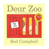 Apple Dear Zoo Book