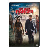 Disney Lone Ranger DVD (2013)
