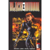 Marvel Comics Black Widow TPB (2001 Marvel Knights)