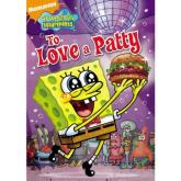 Nickelodeon Spongebob To Love a Patty DVD