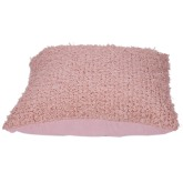 Lalang LALANG Fashion Simple Throw Cushion Cover (Pink)