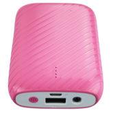 Unbranded 20000mAh Smart Power Long Lasting High Capacity Power Bank (Pink)