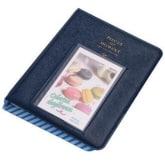 Lalang LALANG Photo Album Mini Film Size 64 Pockets Dark Blue