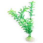 Oem Artificial Plastic Water Plants for Fish Tank Decoration 20CM Green