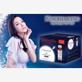 From $85.90 for a Box of 32 Kinohimitsu Diamond Nite Collagen Drink (worth up to $279.60)