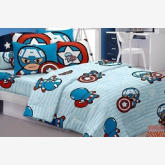 From $18 for Marvel Collection Single-Sized Bedding Accessories (worth up to $59)