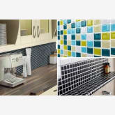 From $24.90 for a 4-Piece Mosaic Tile Wall Sticker Set (worth up to $176). 4 Designs