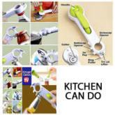 Pembuka Botol & Kaleng 7 in 1 - Kitchen Can Do bkn better beater pisau
