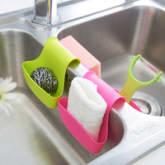 Wadah Plastik serbaguna (Tempat Spons cuci & Perlengkapan westafel )