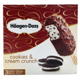 Fairprice Cookies & Cream Crunch Ice Cream