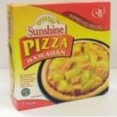 Cold-storage Sunshine Frozen Hawaiian Pizza