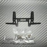 (MFC20) Rep Tamiya HG Carbon Multi Function Plate With Under Guard