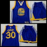 Jersey Basket Curry 30 (Blue)