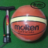 HOT ! Basket Molten GG7 Kulit + Pompa Besi