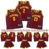 Stelan Jersey Swingman Cleveland Cavaliers James / Irving / Love