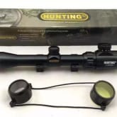 rifle scope HUNTING 3-9x32EG