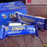 HONEY STINGER ENERGY BAR Blueberrey /berry banana / Peanut butter