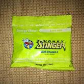 Honey Stinger Organic Energy Chews-Limeade Naturally Caffeinated