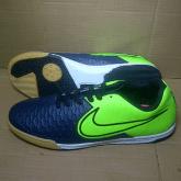 sepatu magista hitam hijau
