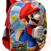 Tas Sekolah Anak 8262 Mario Bros