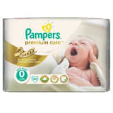 Pampers premium care new baby isi 30