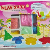 Play Sand Undersea World / hewan laut ( pasir kinetik ) BIG size Intersting Series