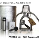 Rok Presso Coffee Maker