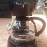 coffee maker starbuck