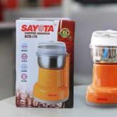 Coffee Grinder / Penggilingan Obat Teh Kacang Biji Kopi Sayota SCG 178